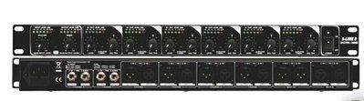 歐亞廣播音響(具實體店面)SHOW S-LINK-8 訊號分配器 2組輸入6+2組輸出分流器 保固一年 含稅附發票