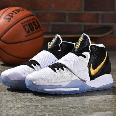 Kyrie 6 EP 厄文6代 Kyrie Irving籃球鞋 訓練鞋 白色
