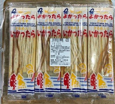 愛麗小舖※日本 一榮鱈魚香絲  1包 180公克 (6公克*30小包)  ~ 一榮魷魚絲  墨魚絲鱈魚