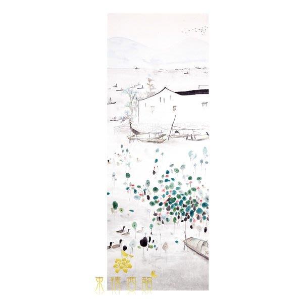 【芮洛蔓 La Romance】手繪絲綢壁紙 ZW01-043 / 壁飾 / 畫飾