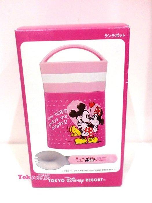 東京家族 迪士尼 米奇米妮 食物罐
