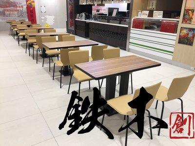 【鐵木創】美耐板 美耐皿 貼皮 餐桌 耐刮  餐桌椅組   飯桌 辦公桌 電腦桌 書桌 休閒桌 辦公桌 會議桌 台中市