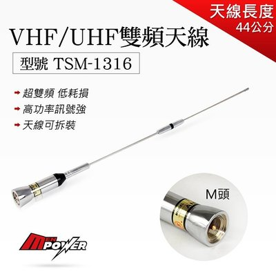 【禾笙科技】TSM1316 VHF/U...