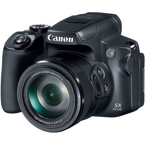 Canon PowerShot SX70 HS 平輸 晶豪泰 3C 數位相機 類單眼 高雄 快速出貨 C