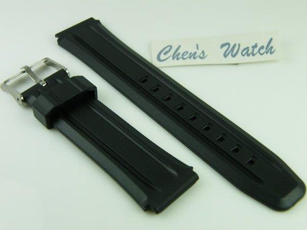 錶帶屋 18mm 20mm防水橡膠錶帶 有效替代各品牌潛水 運動手錶 現貨商品