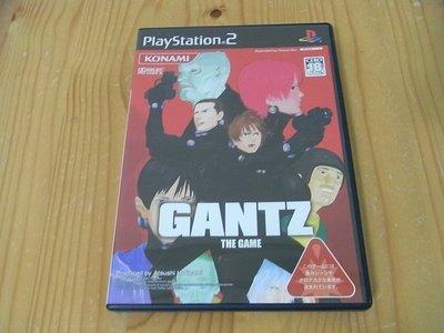 【小蕙生活館】PS2~ GANTZ 殺戮都市 (純日版)