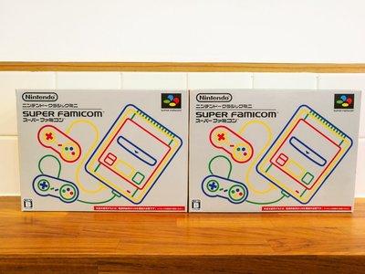 UNIQUE | 全新現貨 任天堂 迷你超任 Nintendo Classic Mini SFC 日版