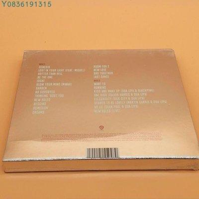 爆款CD.唱片~啪姐 Dua Lipa 同名專輯 2CD