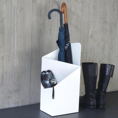 鐵藝創意幾何雨傘架家用收納雨傘酒店大堂客廳傘架簡約雨傘桶yi   全館免運