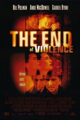 終結暴力-The End Of Violence (1997)原版電影海報