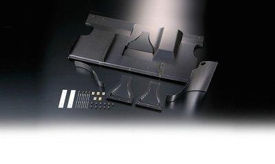 【樂駒】VRS 改裝 套件 精品 輕量化 後下護板 下護板 系統 2 BMW E46 M3 碳纖維 carbon