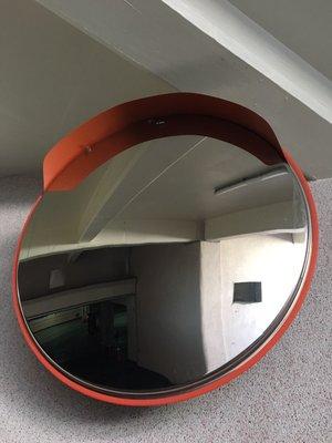 (含釘牆壁架)80cm不鏽鋼鏡反射鏡 ...