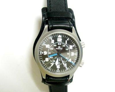 【藏家釋出】早期收藏 ◎《蘇聯 POLJOT》手上鍊鬧鈴錶 + 德國空軍 BUND 三件式軍錶帶《朋友託售》