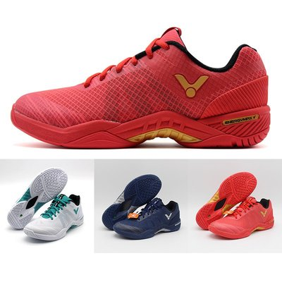 【酷動之城】victor勝利羽毛球運動鞋明星同款舒適包裹透氣新款S82男女運動鞋