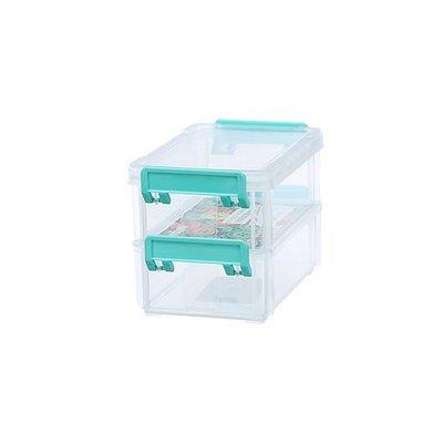 315百貨~聯府 CC-502 5號高點連結盒(2入)     /  小物盒 收納整理盒 五金 飾品 釣具盒