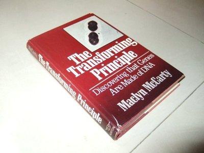 古集二手書i ~The Transforming Principle McCarty 0393019519