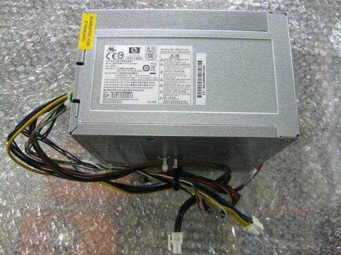 *nbpro*電源專賣,HP 6005/6200/8200電源(503377-001)(508153-001)$1500