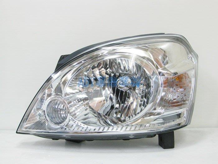~~ADT.車燈.車材~~NISSAN X-TRAIL 06 07 08  晶鑽大燈單邊價3300  原廠公司貨
