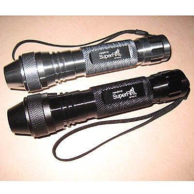 Super Fire 9V 氙氣 黃光 手電筒 照玉石 強光手電筒