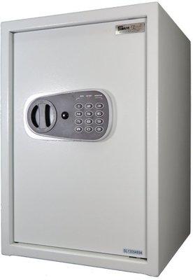 [弘瀚台中] 聚富保險箱 全館免運費 小型簡美型保險箱(50FD)金庫/防盜/電子式/密碼鎖/保險櫃