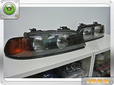 泰山美研社C1626 BMW 寶馬 E39 大燈拋光 價格4500元起