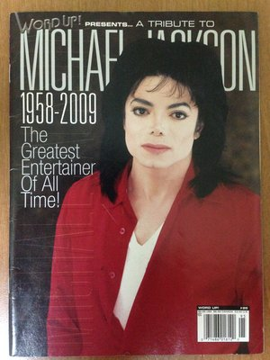(絶版) Michael Jackson The Greatest Entertainer Of All Time!