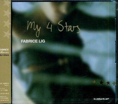 K - Fabrice Lig - My 4 Stars - 日版 +1BONUS - NEW