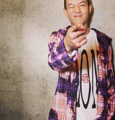 XinmOOn* VLONE X CLOT Dragon T-Shirt 機能 上衣 短袖 聯名 中國紅龍 短T 陳冠希