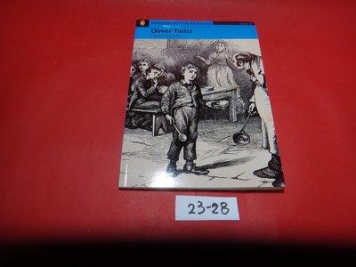 【愛悅二手書坊 23-28】Oliver Twist      (內附2片光碟)