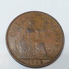 1966年英國1便士(平郵3元)BlC