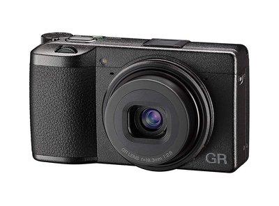 【柯達行】RICOH GR III GRIII 第三代 GR3 大光圈類單眼 APS-C 感光元件 平輸/店保~免運.A