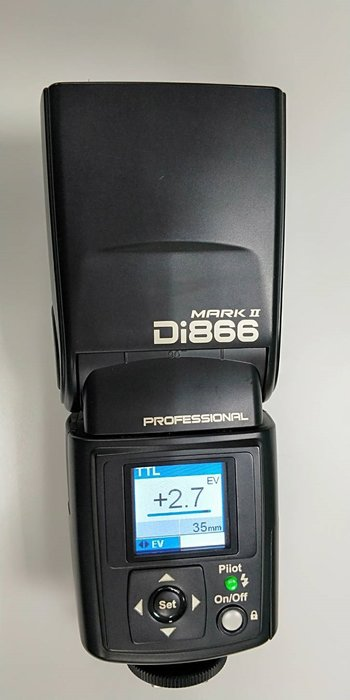 Nissin Di866 Mark II 閃光燈