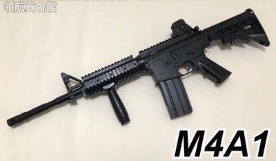 【領航員會館】台灣製造 KWC M4A1 RIS 步槍 KA36 手拉空氣槍 BB槍長槍玩具槍
