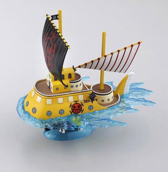 【阿LIN】5298AA 航海王 哈特海賊團 潛艇 羅 死亡外科醫生 海賊王 ONEPIECE 模型 萬代 正版代理