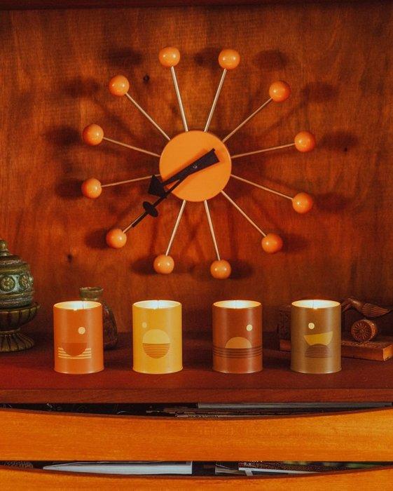 香氛 ◎ 美國 PF P.F. Candle 香氛蠟燭 SUNSET 10oz 手工 大豆蠟 精油 復古 鐵罐 正貨