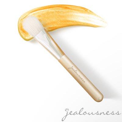 Jealousness 婕洛妮絲~《黃金面膜專用》多用途專業敷臉刷 (1入)【天使愛美麗】