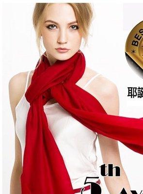 ♥ minishop ♥歐風時尚紅圍巾(zara.H&M.uniqlo.lativ.pazzo.LULU'S.h2o) 台南市