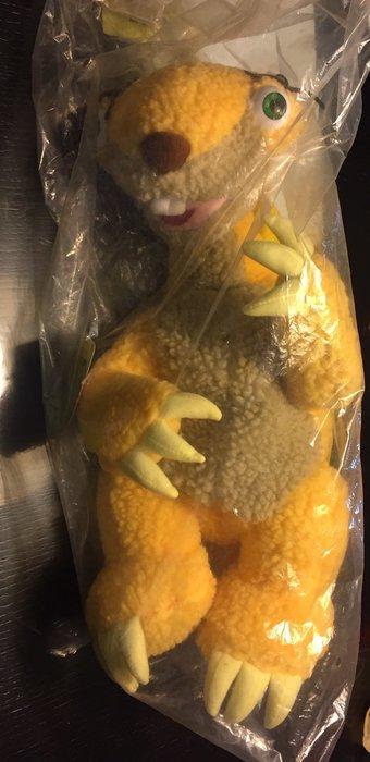 快速出貨~免運~僅現貨一個~冰原歷險記樹懶喜德兒童 #背包#~#節慶送禮#