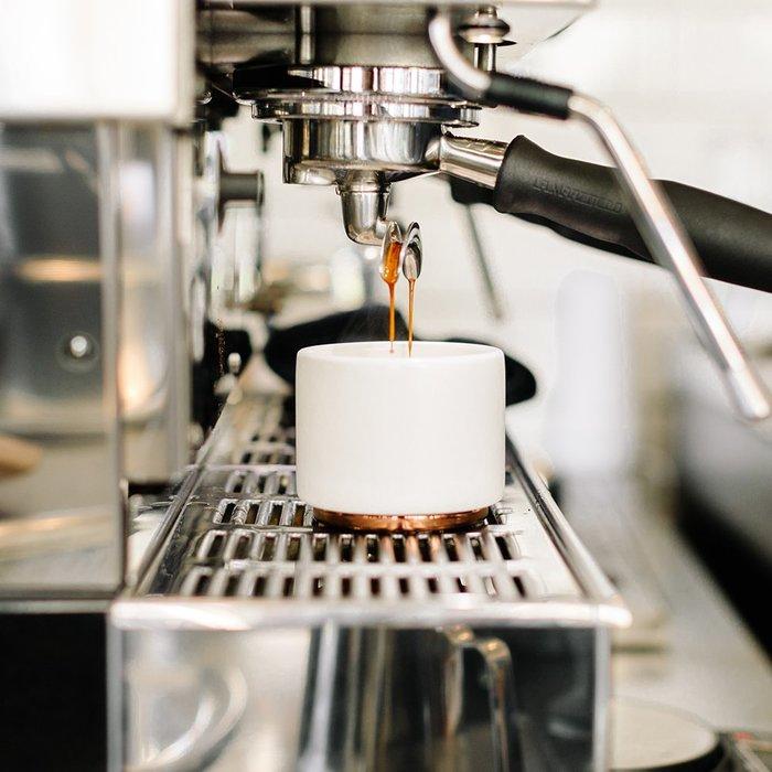 FELLOW MONTY 雙層陶瓷咖啡杯2入組 – 3oz(兩色可選)濃縮杯拉花杯