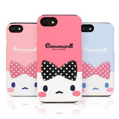 Cinnamoroll 大耳狗 雙層防摔 手機殼│iPhone 5S SE 6 6S 7 8 Plus│z7699