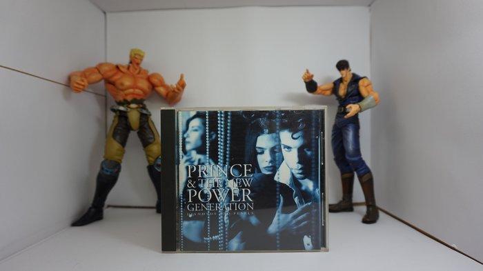 【售CD】王子 鑽石和珍珠 德國版