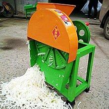切菜機電動刨絲機器手搖切片機地瓜木薯南瓜蘿卜土豆刨絲器切菜機養殖用