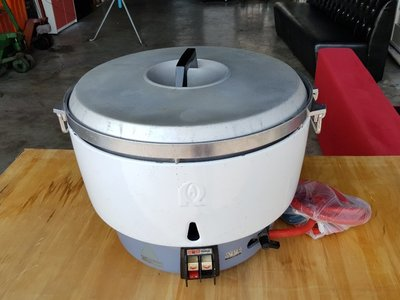 彰化二手貨中心(原線東路二手貨) --- 做生意的最佳首選 林內 RR-50A 營業用50人份熱脹器式瓦斯煮飯鍋