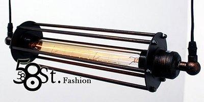 【阿拉神燈】米蘭展設計款式「Contrary 正負極吊燈_單燈款」時尚設計師的燈。複刻版。GH-371