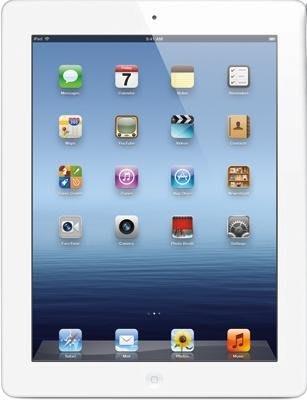 二手iPad3 4G + WiFi 版本/16GB白(有充電線)有背保護套