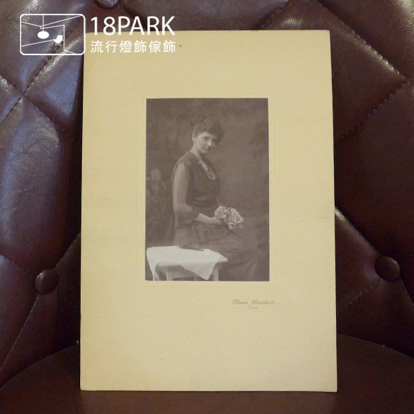 【18Park 】古典韻味 Vintage [ 西洋人物照-女 ]