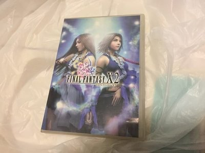 Final Fantasy X-2 FFX 最終幻想 DVD CD 日本版 日文 原裝正版 收藏 紀念 非賣品