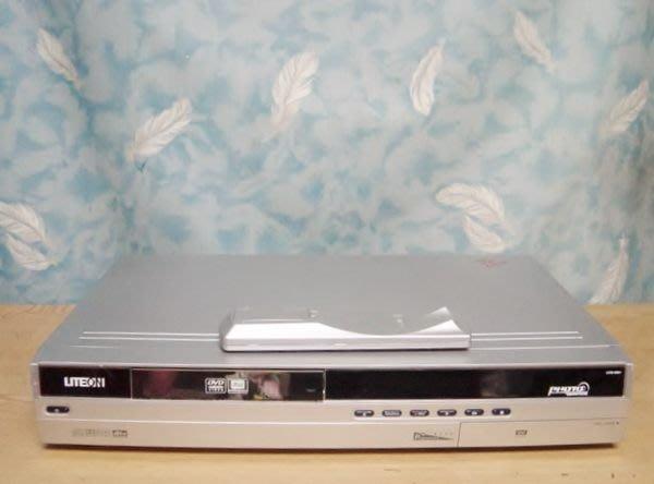 保固12個月【小劉二手家電】LITEON   DVD錄放影機,LVW-5001型~限自取