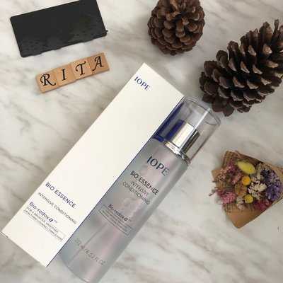 ╭°☆現貨IOPE BIO ESSENCE INTENSIVE CONDITIONING青春活顏菁粹252ml贈化妝棉