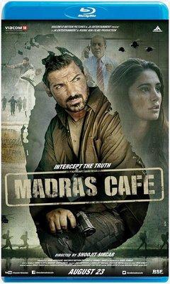 【藍光影片】諜戰馬德拉斯 / 悍戰諜影 / Madras Cafe (2013)